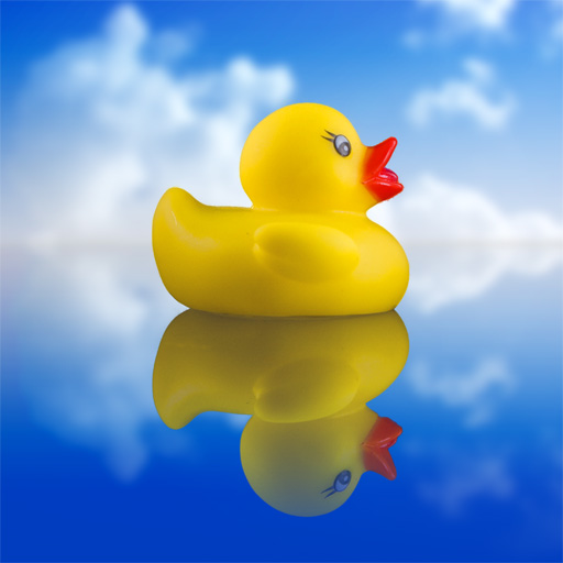 DuckDuckDuck app icon