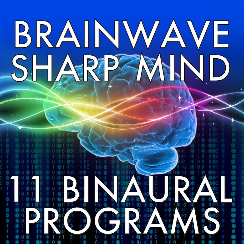 Brain Wave Sharp Mind ™ - 11 Binaural Brainwave Entrainment ...