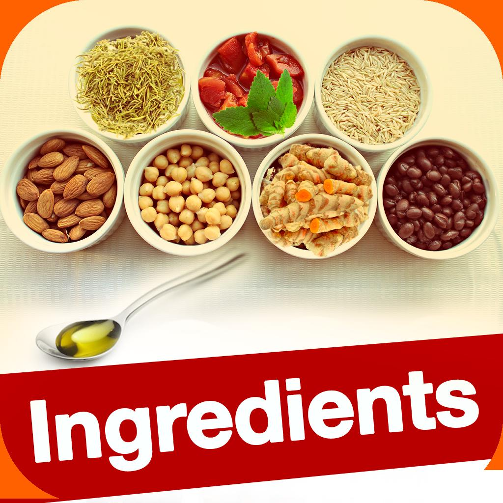 Ingredients handbook 101 food diet guide nutrients for Cuisine 5 ingredients